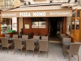 Pizza momo