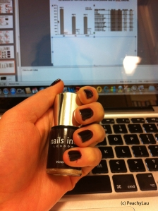 Multitasking and nails of the week #1