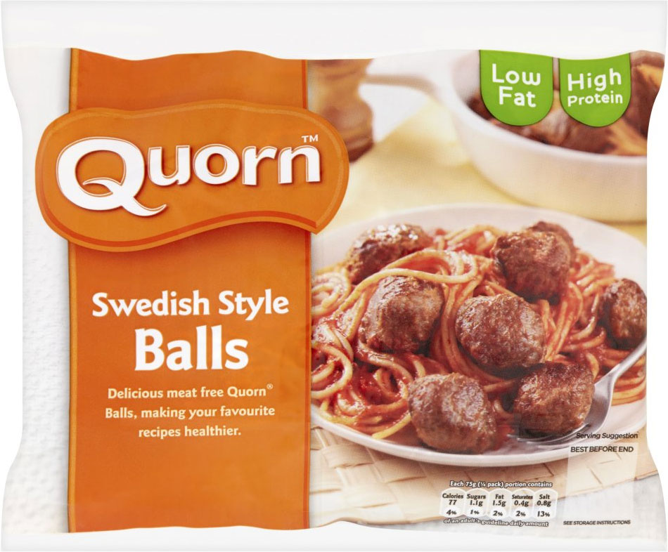 Quorn yummy recipe