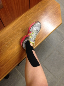 Running injury prevention and management- shin splint