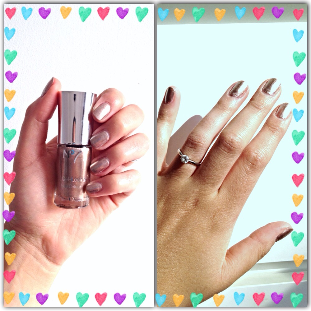 {Sunday pamper} Nails of the week #10