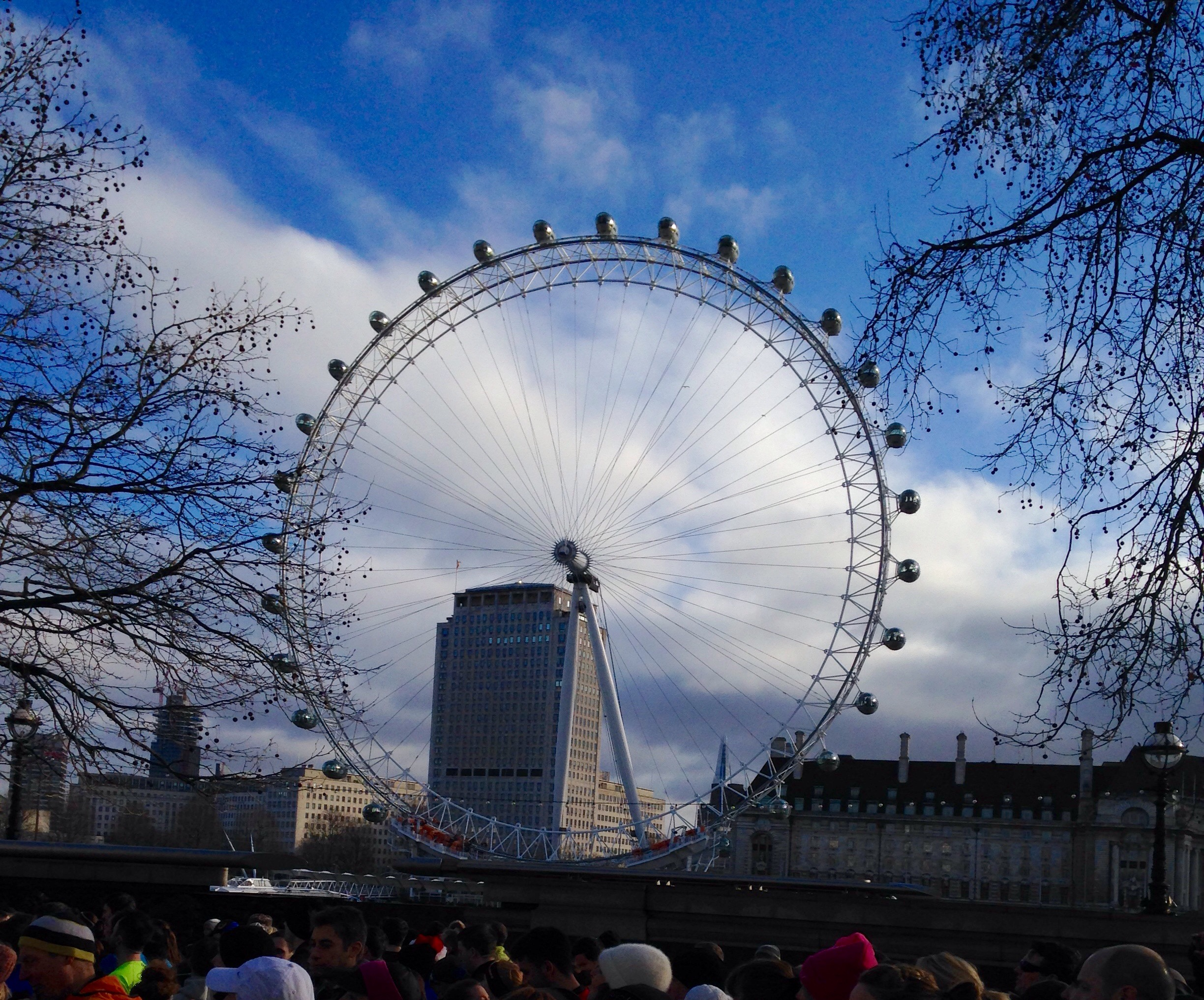 London Winter Run 10K race recap