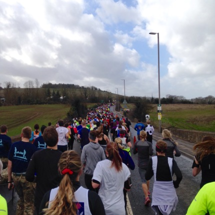 Bath Half Marathon race report