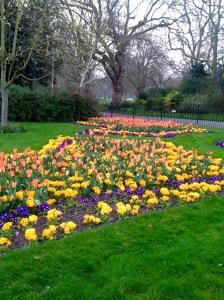 Spring London Running Park