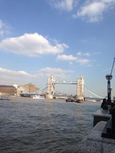 Vitality Run Hackney Training London Tower Bridge