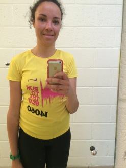 marathon training treadmill