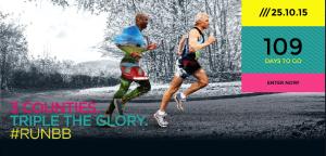 A second marathon: the Bristol + Bath marathon