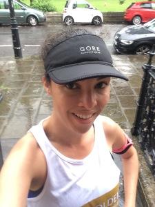 english summer running marathon training